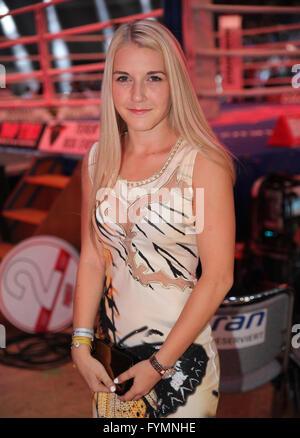 Fabiana Bytyqi boxer - Stock Photo