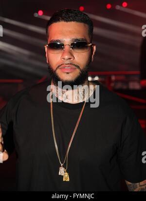 Rap-Superstar Timati - Stock Photo