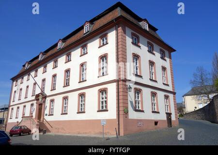 Theology Fulda - Stock Photo