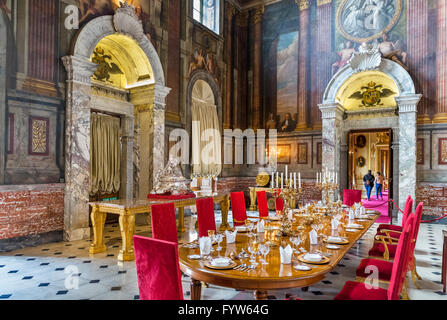 Dining Room Blenheim Palace Seat The Dukes