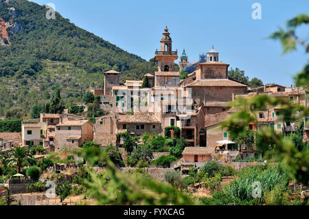 Valldemossa, Mallorca, Spain - Stock Photo