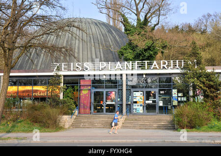 Zeiss Planetarium, Insulaner, Schoneberg, Berlin, Germany / Schöneberg, Planetarium am Insulaner - Stock Photo