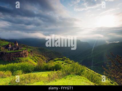 Eurasia, Caucasus region, Armenia, Syunik province, Tatev monastery
