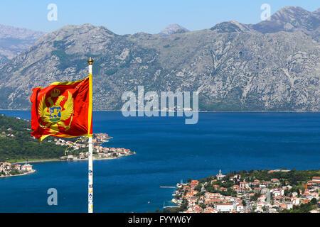 Kotor, Montenegro. - Stock Photo