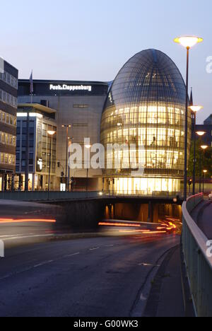 Cologne Weltstadthaus - Stock Photo