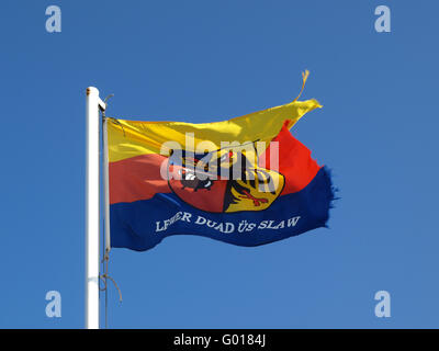 Frisian Flag, Germany - Stock Photo