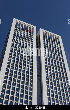 Opera Tower, Tishman Speyer property in the district Westend - Stock Photo