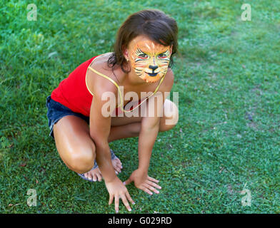 Little Tiger - Stock Photo