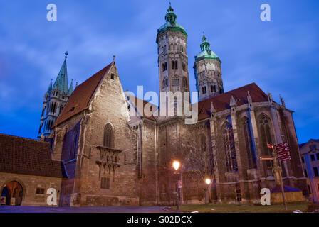 Naumburg Cathedral - Stock Photo