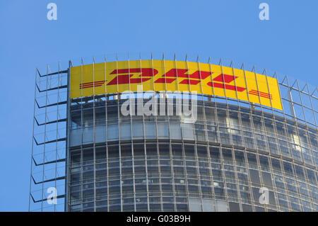 Headquarter of German Post in Bonn
