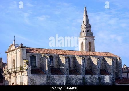 Eglise St Genest Martigues Provence 13 France - Stock Photo