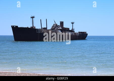 Ghost Ship - Stock Photo