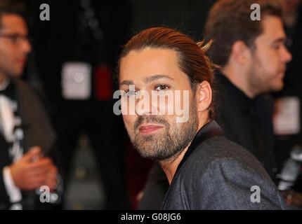 GQ Men of the Year award 2013: David Garrett - Stock Photo