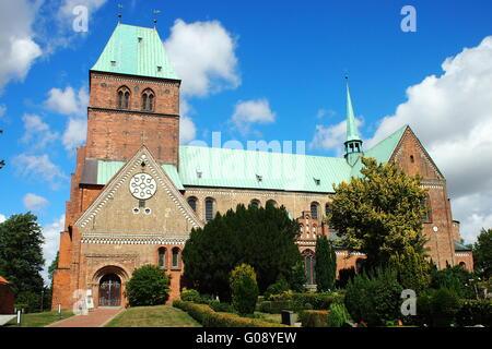 Dome of Ratzeburg - Stock Photo