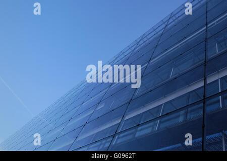Glass facade - Stock Photo