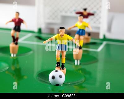 Table Kicker - Stock Photo