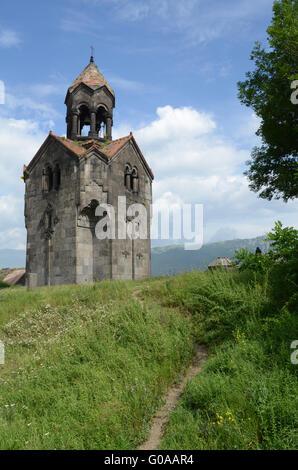 Medieval Armenian monastic complex Haghpatavank - Stock Photo