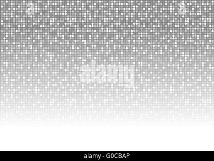 Abstract Dotted Background - Stock Photo