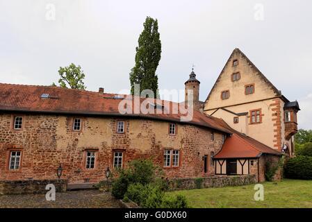 Castle Buedingen - Stock Photo