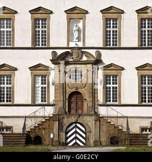 Schloss Sichtigvor, Castle of the Teutonic Order - Stock Photo