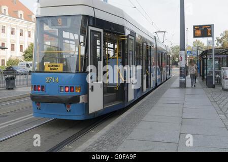 Tramway - Stock Photo