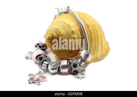 Ladies bracelet - Stock Photo