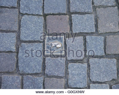 Impressions from the Old Town in Hameln - Stock Photo