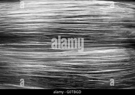 Stretch film texture background - Stock Photo
