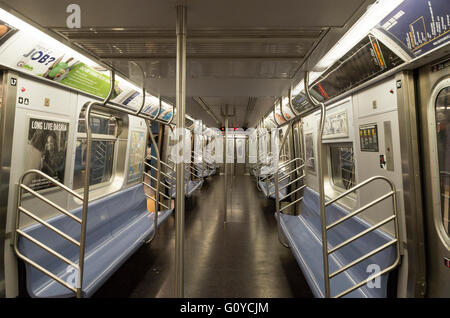 empty subway train car stock photo royalty free image 41490733 alamy. Black Bedroom Furniture Sets. Home Design Ideas