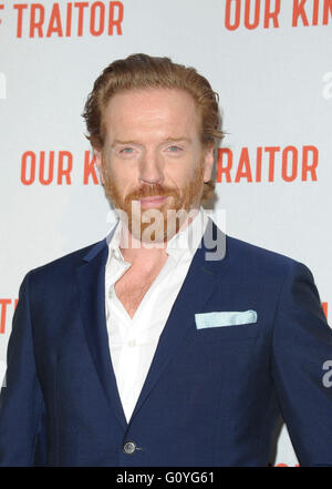 London, UK. 5th May, 2016. Damian Lewis attending the UK Gala of   OUR KIND of TRAITOR at the Washington Mayfair - Stock Photo