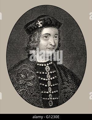 Edward IV, 1442-1483, King of England - Stock Photo