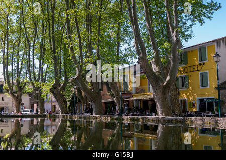 Village de Cucuron Luberon Vaucluse Provence France 84 - Stock Photo