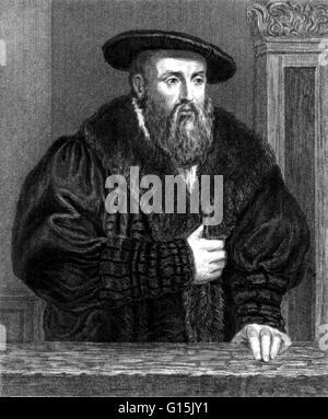 Johannes Kepler (December 27, 1571 - November 15, 1630) was a German mathematician, astronomer and astrologer. A - Stock Photo
