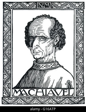 Niccolo Machiavelli - Biography