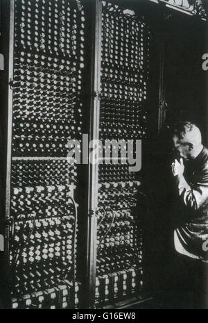 ENIAC computer was the first general-purpose electronic digital Stock Photo: 87526303 - Alamy