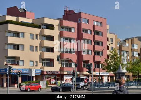 Neubau, Unter den Eichen, Lichterfelde, Berlin, Deutschland - Stock Photo
