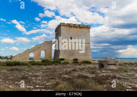 Lapillo Tower 05 - Stock Photo