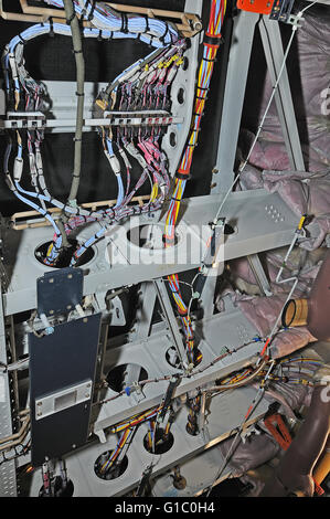 airbus a380 861 inside test aircraft f wwdd branches of the harness g1c0h4 airbus a380 861 inside test aircraft f wwdd massive branches of aircraft wire harness at panicattacktreatment.co