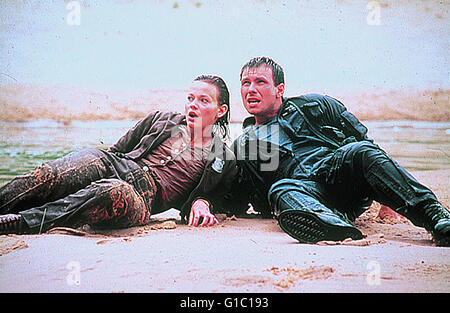 Operation: Broken Arrow / Samantha Mathis / Christian Slater, - Stock Photo