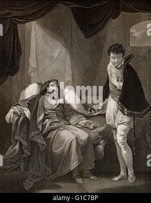 the redemption in william shakespeares play henry iv Henry iv, part 1 is a history play by william shakespeare it is the second of   prince henry, scene ii  so he, that doth redeem her thence, might wear.