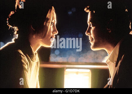 Out of Sight / Jennifer Lopez / George Clooney, - Stock Photo