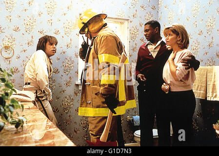 Verrückt nach Mary / Ben Stiller / Markie Post / Keith David - Stock Photo