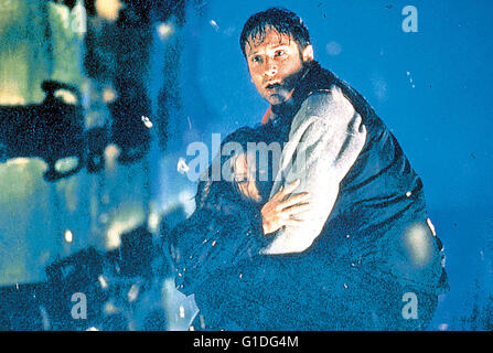 Akte X - Der Film / Gillian Anderson / David Duchovny, - Stock Photo