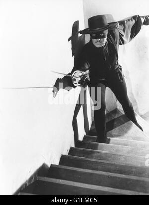 Im Zeichen des Zorro - Stock Photo