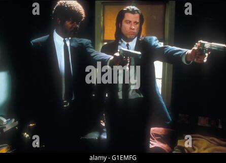 Pulp Fiction / Samuel L. Jackson / John Travolta,