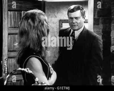 Dallas, Fernsehserie, USA 1978 - 1991, Darsteller: Larry Hagman - Stock Photo