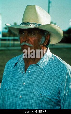 Dallas, Fernsehserie, USA 1978 - 1991, Darsteller: Howard Keel - Stock Photo