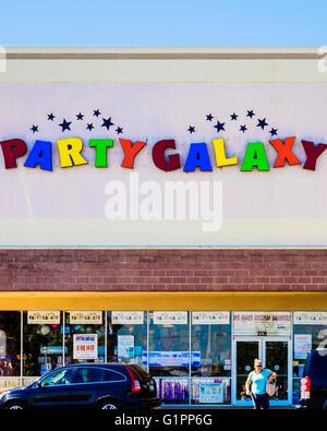 Party City Tustin