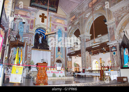 Santa Cruz Cathedral at Fortkochi - Stock Photo
