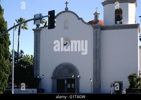 Mission Basilica San Juan Capistrano - Stock Photo